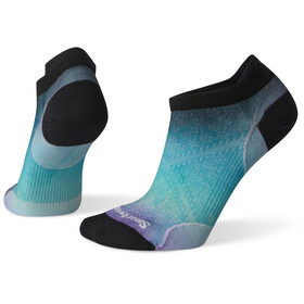 Smartwool PhD Run Ultra Light Ombre Print Micro Socks Women capri